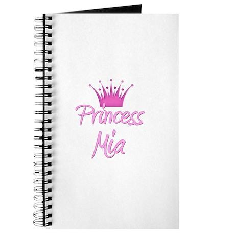 Princess Mia Journal