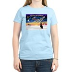 XmasSunrise/Dobbie #2 Women's Light T-Shirt