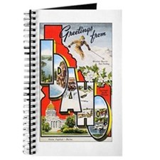 Idaho Greetings Journal