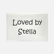 Cute Stella Rectangle Magnet