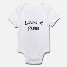 Funny Stella Infant Bodysuit