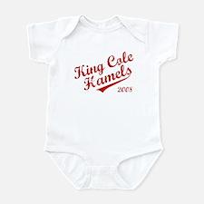 King Cole Hamels 2008 Infant Bodysuit