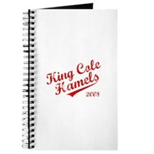King Cole Hamels 2008 Journal