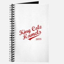 King Cole Hamels 2008 Journal