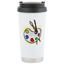 Artist Palet Travel Mug