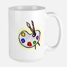 Artist Palet Mug