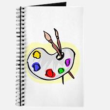 Artist Palet Journal