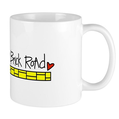 Yellow Brick Road Mug