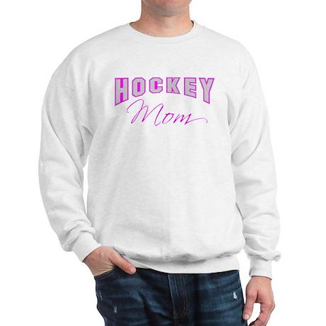 Hockey Mom (pink) Sweatshirt