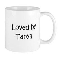 Funny Tanya Mug