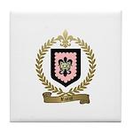 RUEST Family Crest Tile Coaster