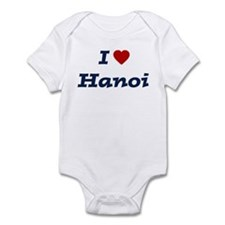 I HEART HANOI Infant Bodysuit
