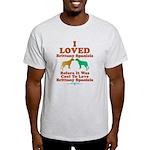 Brittany Spaniel Light T-Shirt