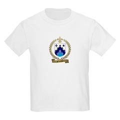 SAINDON Family Crest Kids T-Shirt