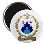 SAINDON Family Crest Magnet