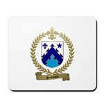 SAINDON Family Crest Mousepad