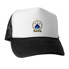 SAINDON Family Crest Trucker Hat