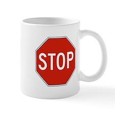Stop Sign Mug