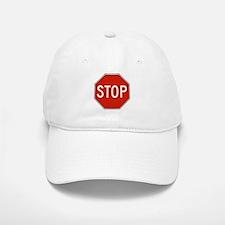 Stop Sign Baseball Baseball Cap