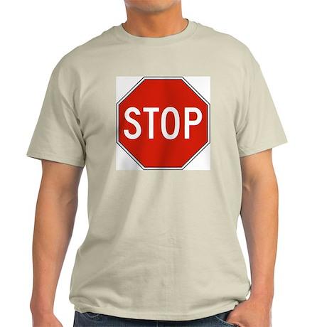 Stop Sign Light T-Shirt