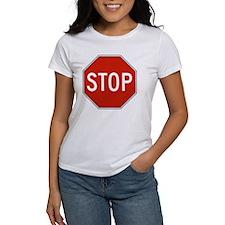 Stop Sign Tee