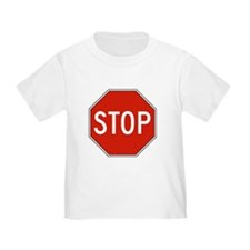 Stop Sign T
