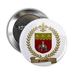 SAULNIER Family Crest Button