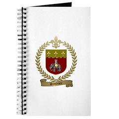 SAULNIER Family Crest Journal
