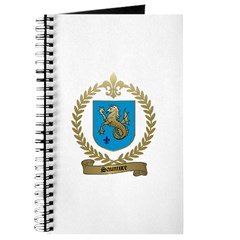 SAUMURE Family Crest Journal