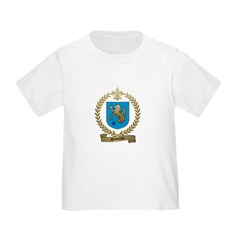 SAUMURE Family Crest T