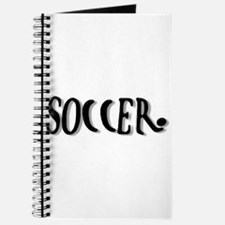 Cute Sports and recreation soccer Journal