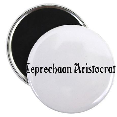 Leprechaun Aristocrat Magnet