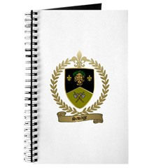 SAVAGE Family Crest Journal