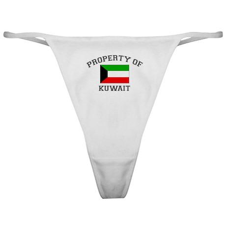 Kuwait Classic Thong