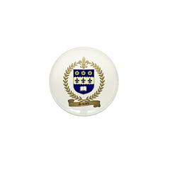 SAVARD Family Crest Mini Button (10 pack)