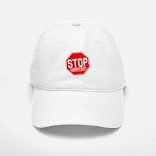 STOP - HAMMERTIME! Baseball Baseball Cap