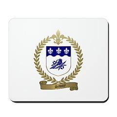 SAVOY Family Crest Mousepad