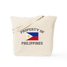 Phillipines Tote Bag