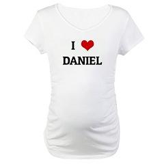 I Love DANIEL Shirt