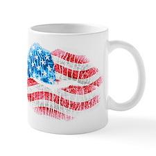 Patriotic Smooch Mug