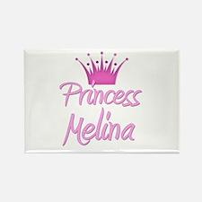 Princess Melina Rectangle Magnet