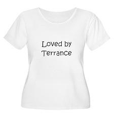 Cute Terrance name T-Shirt