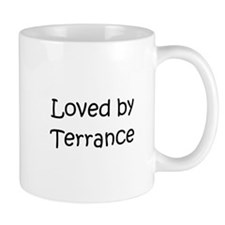 Unique Terrance name Mug