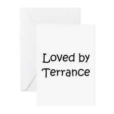 Cool Terrance Greeting Cards (Pk of 20)