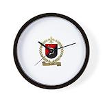 SIMON Family Crest Wall Clock