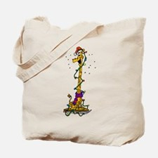 Cute Giraffe Tote Bag