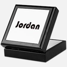 Jordan Keepsake Box