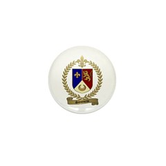 SIMONEAU Family Crest Mini Button (10 pack)