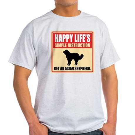 Central Asian Shepherd Light T-Shirt