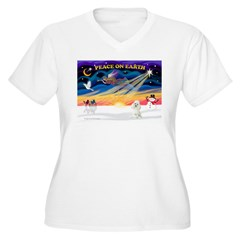 XmasSunrise/Poodle Min T-Shirt